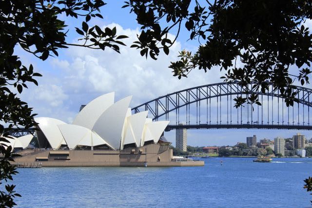 Meine Top 5 Sights in Sydney