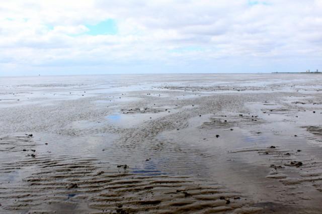 Ein Tag an der Nordsee
