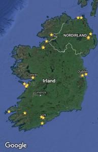 Irland - unsere Reiseziele