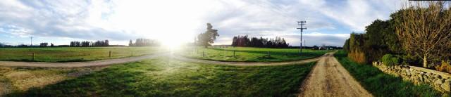 Peel Fiew Farm – meine ersten Tage in Neuseeland