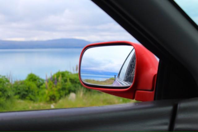 Road Trip, Rafting und Erdbeben