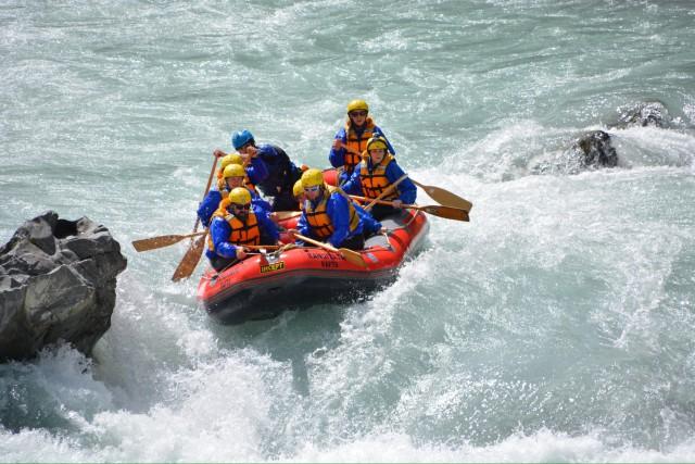Rangitata Rafting 2
