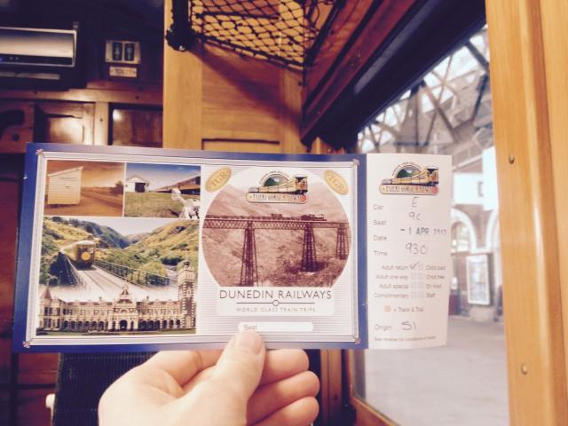 Dunedin & Taieri Gorge Railway